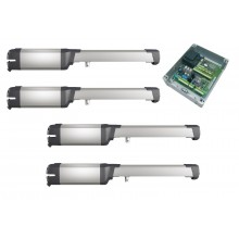 BFT PHOBOS AC A50 комплект автоматики для распашных ворот линейный до 500 кг