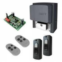 CAME BX704 COMBO CLASSICO комплект автоматики для откатных ворот до 400 кг