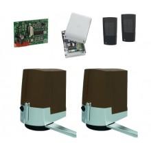 CAME BROWN LINE 1000 BASIC COMBO CLASSICO комплект рычажной автоматики для распашных ворот до 250 кг