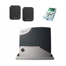 NICE OVIEWRD400KCE комплект автоматики для откатных ворот до 400 кг