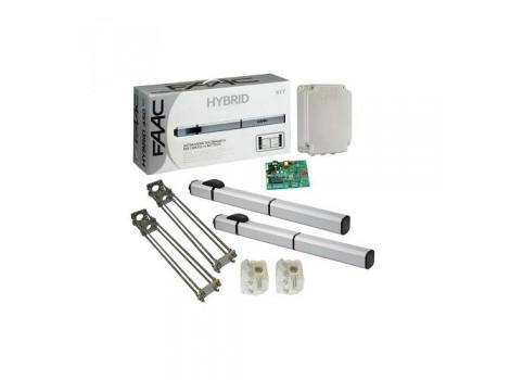 FAAC 400 CBAC LONG KIT комплект автоматики для распашных ворот линейный до 400 кг