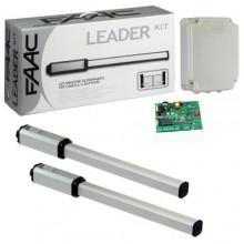 FAAC 402 CBC KIT комплект автоматики для распашных ворот линейный до 800 кг