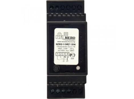 Nero II 8421 DIN диммер для ламп накаливания