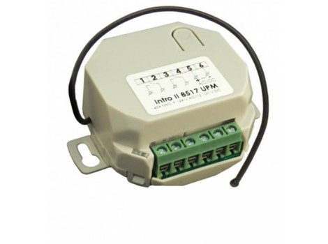 Intro II 8517 UPM радиокарта