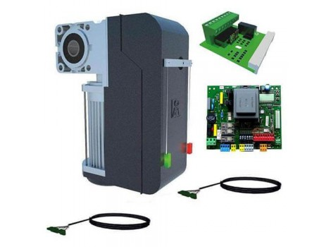 BFT PEGASO BCJA 230 V привод для промышленных ворот с блоком ELMEC1