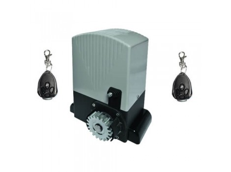 AN-MOTORS ASL2000KIT комплект автоматики для откатных ворот до 2000 кг