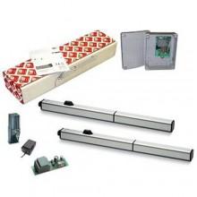 BFT P7 Winter комплект автоматики для распашных ворот линейный до 500 кг