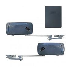 AN-MOTORS ASW 4000 KIT комплект автоматики для распашных ворот рычажный до 400 кг