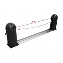 DoorHan Chain-barrier15-base комплект автоматических парковочных цепей